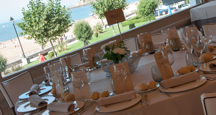 Banquetes impecables