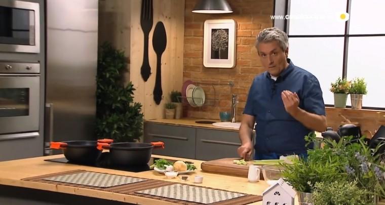 Fernando Canales en Canal Cocina