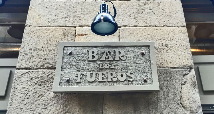 Restaurante Los Fueros Bilbao